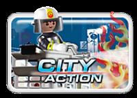 City-Action : Пожарные